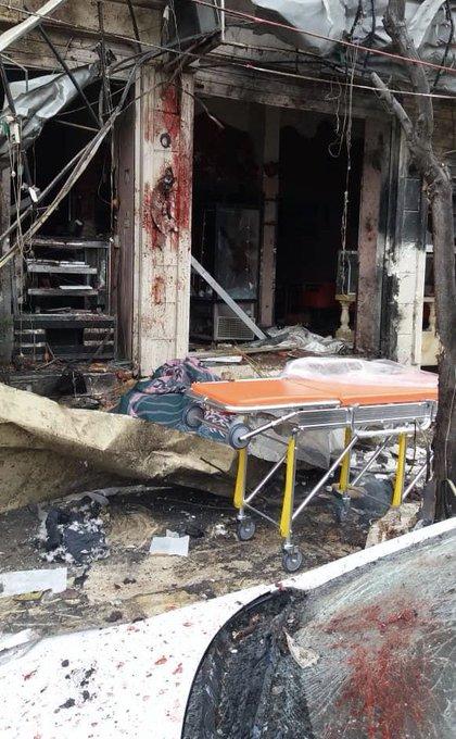 В Манбидже убиты 4 американских солдата