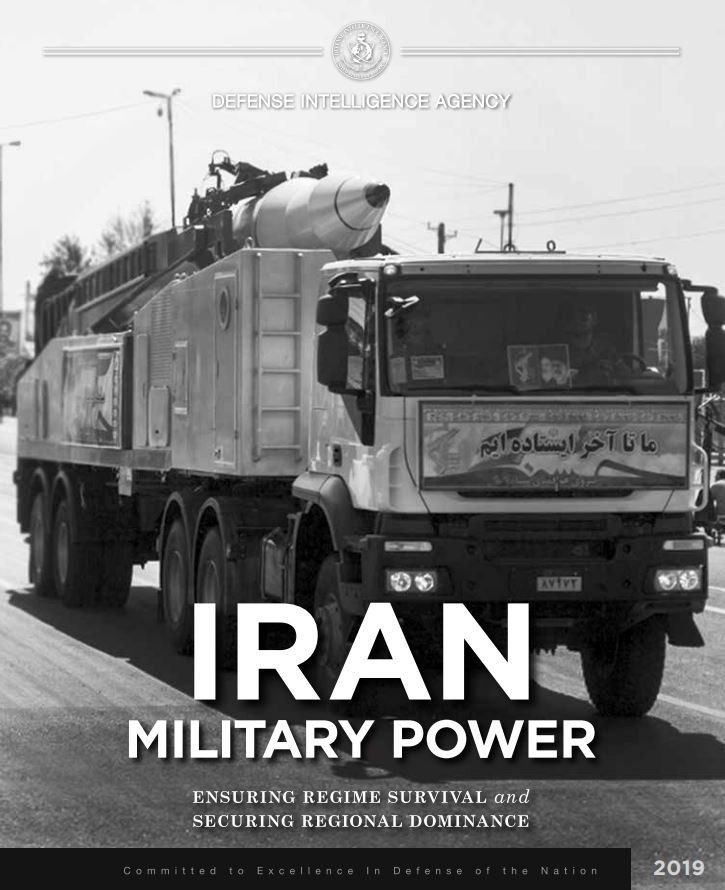 Iran Military Power 2019