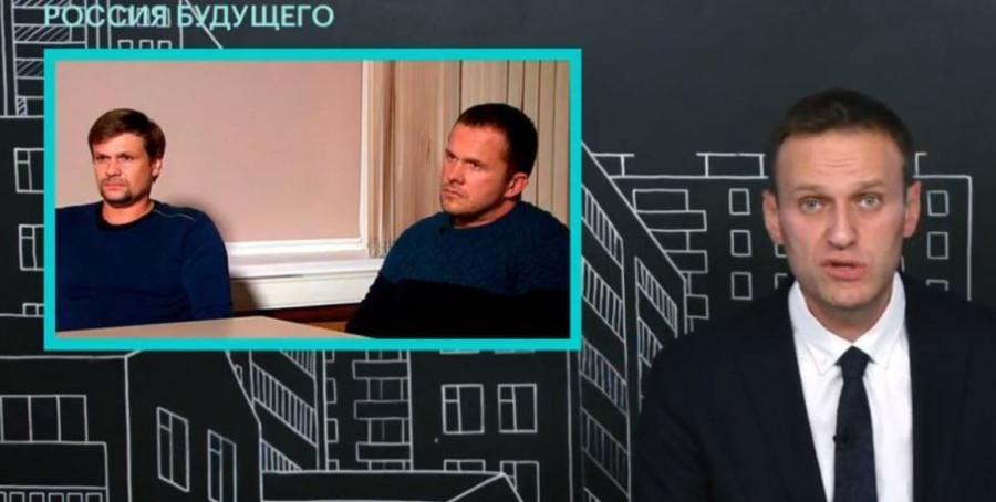 Навального отравили Новичком