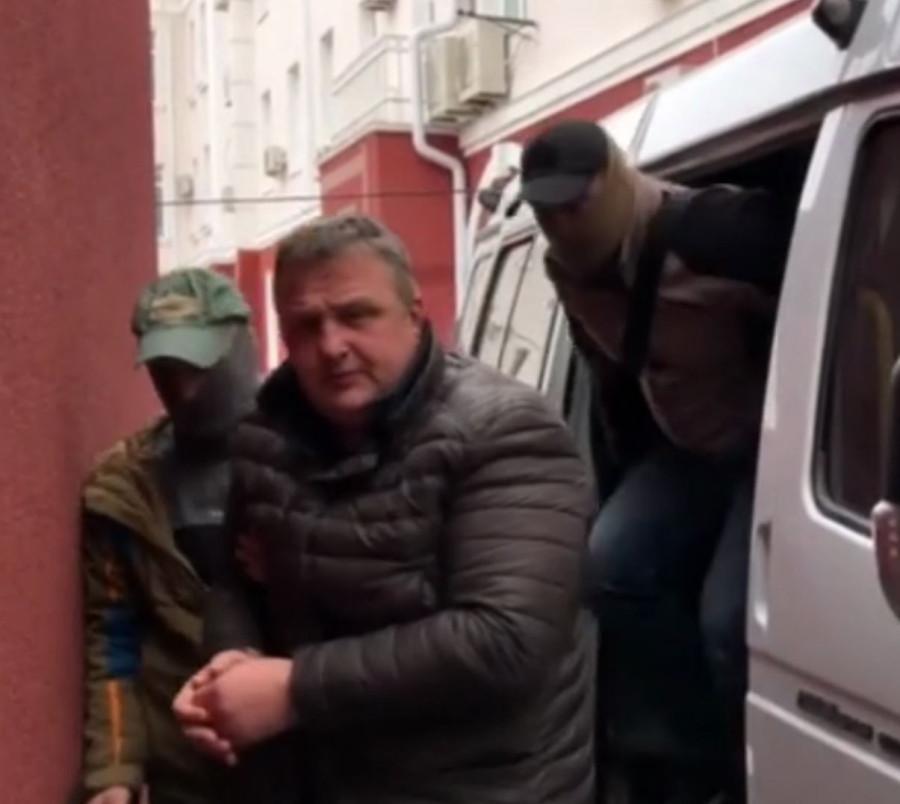 В Крыму задержан агент СВР Украины