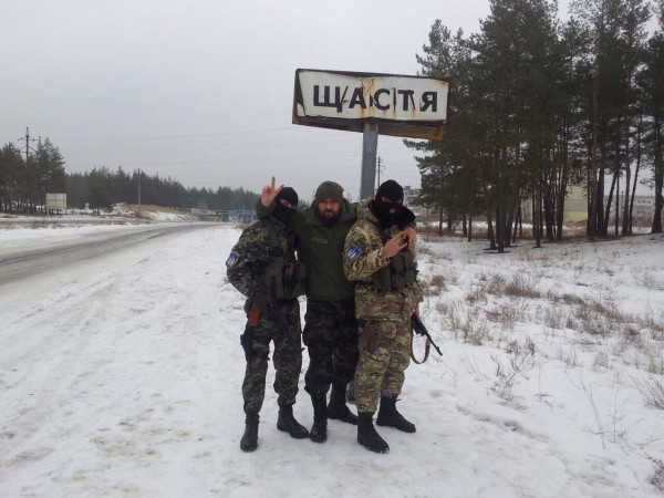 99% знакомых на Донбассе ненавидят Украину