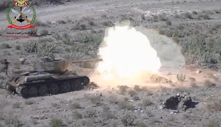 Т-34 снова в бою