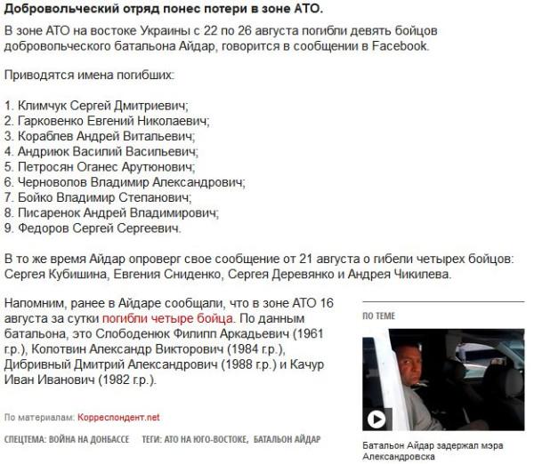 FireShot Screen Capture #452 - 'Батальон Айдар сообщает о гибели девяти своих бойцов - Korrespondent_net' - korrespondent_net_ukraine_politics_3411248-batalon-aidar-soobschaet-o-hybely-deviaty-svoykh-boitsov