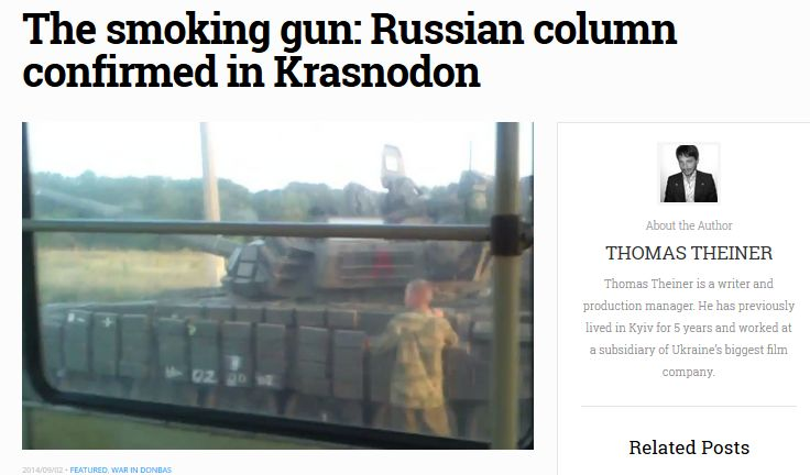 FireShot Screen Capture #589 - 'The smoking gun_ Russian column confirmed in Krasnodon I EUROMAIDAN PRESS I News and Opinion from Across Ukraine' - euromaidanpress_com_2014_09_02_the-smoking-gun-russian-column-confir