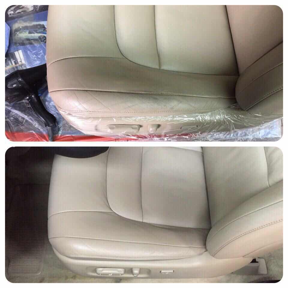 ремонт кожаных автомобильных сидений в сургуте