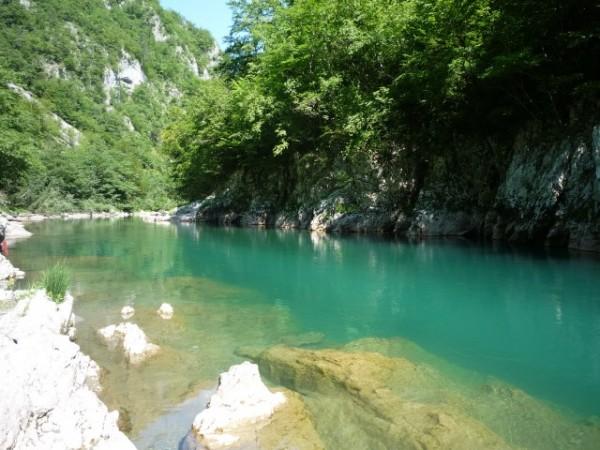 Тара, Черногория