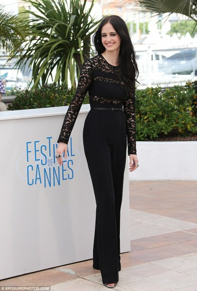 Eva Green At Cannes Oh No They Didn T