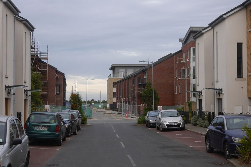 Red Arches Avenue