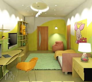 Интерьеры детских комнат для мальчиков фото 12 кв