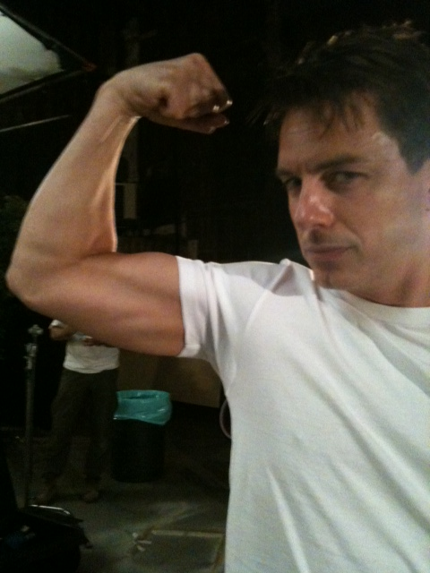 John Barrowman Picture Post Oh No They Didn T