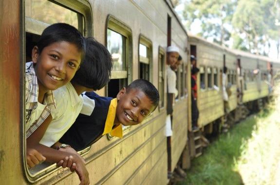 Ланкийцы очень приветливы и улыбчивы.