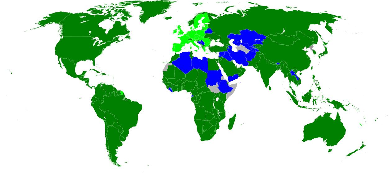 ВТО-карта