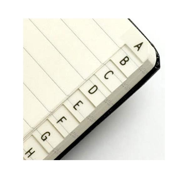 Как сделать телефонную книжку алфавит