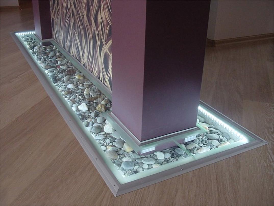 сухой аквариум в полу фото электрододержателем