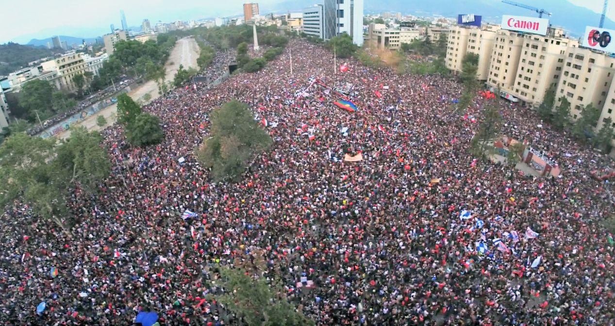 Что привело к протестам в Чили