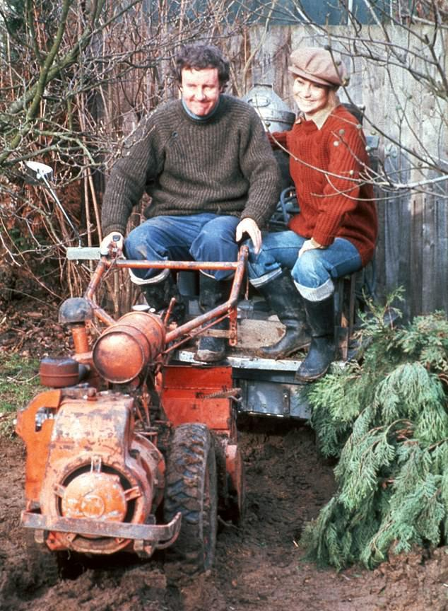 Гарри и Меган начинают загородную жизнь во Фрогморе