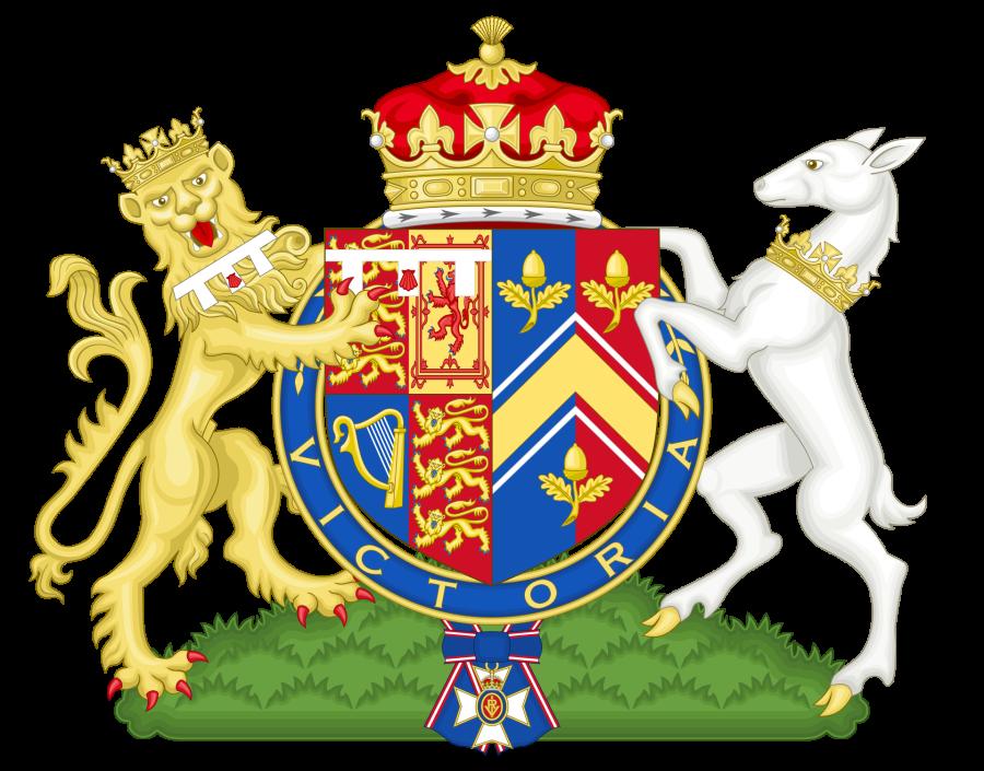 Обновлен герб герцогини Кембриджской
