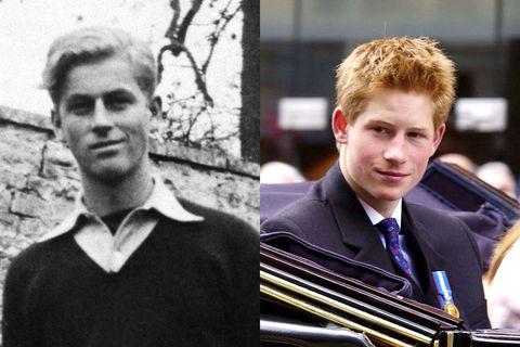 Дедушка и внук: сравнения Гарри с герцогом Эдинбургским