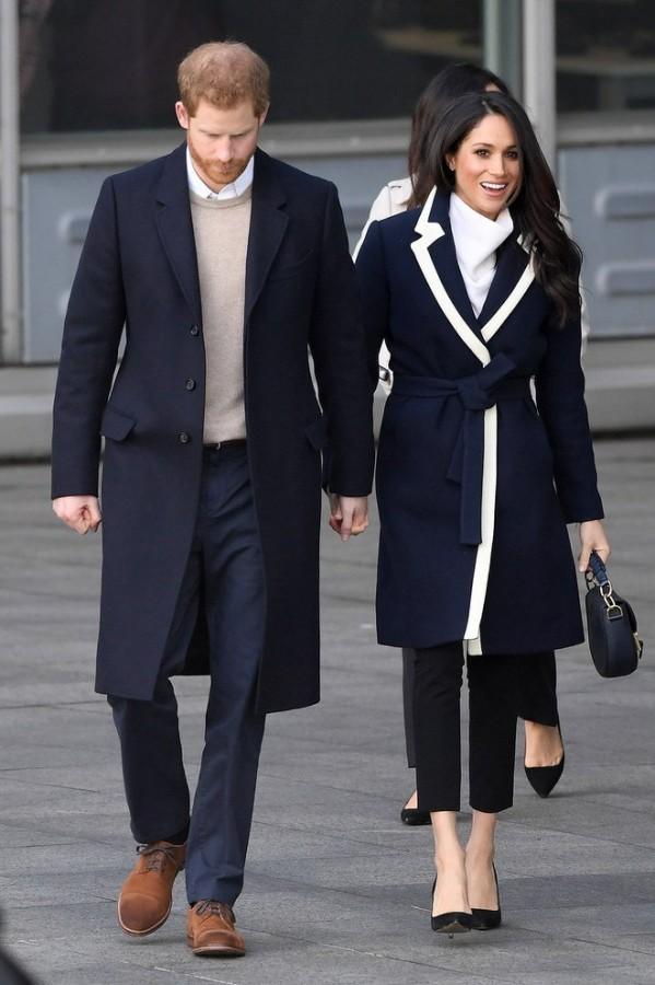 Принц Гарри  и Меган Маркл: последние новости