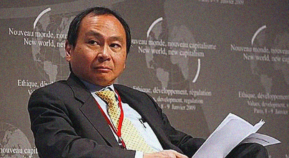 "fukuyamas original essay about the end of history ""it is easy to make fun of fukuyama's notion of the ""end of history:' but  placed  at the end of the title in the original essay of 1989 was gone – it."