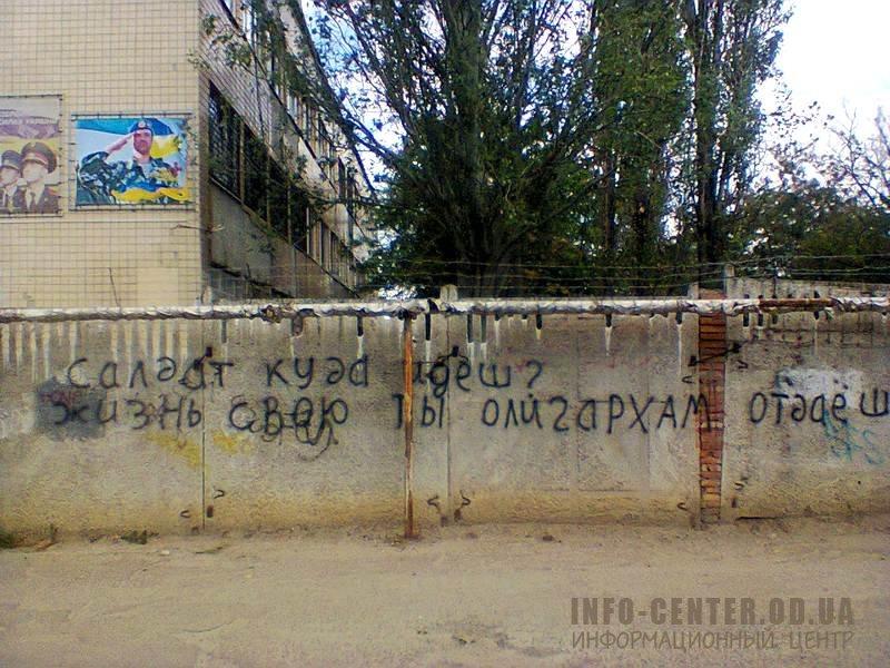 военкомат Одессы