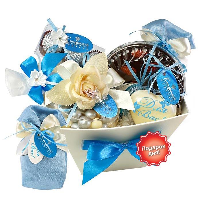 Корзины букеты из конфет своими руками