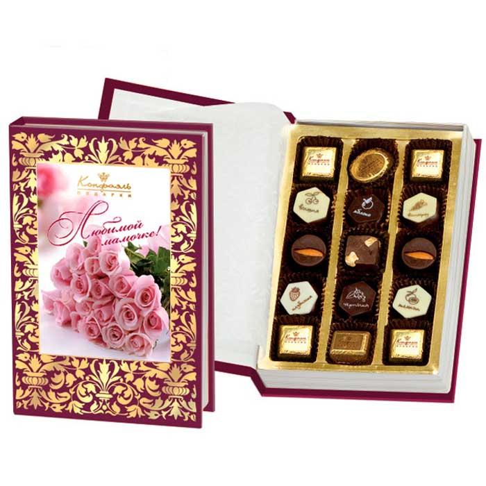 Шоколадная книга для Мамы