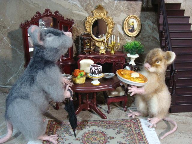 Крыскин дом