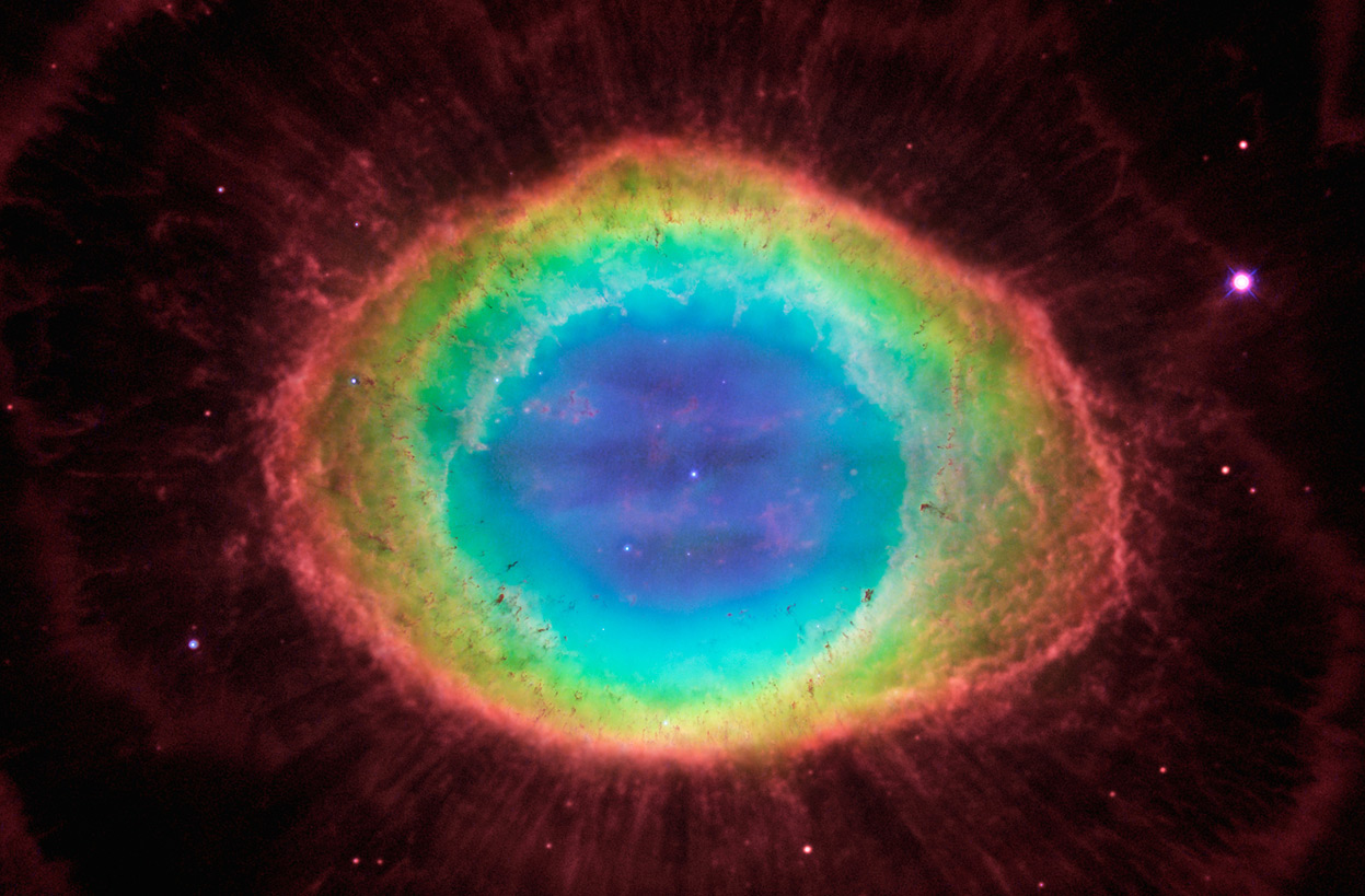 ring nebula distance - 991×651