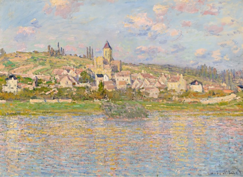 "Claude Monet, ""Vétheuil"", 1879"