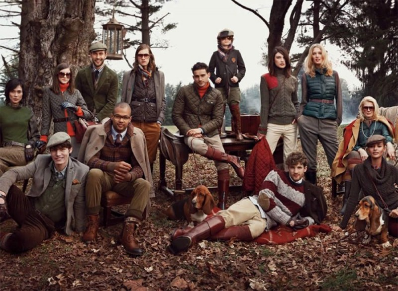 Tommy Hilfiger Autumn/Winter 2012 Advertising CampaignAll the latest men's fashion lookbooks and advertising campaigns are showcased at FashionBeans.