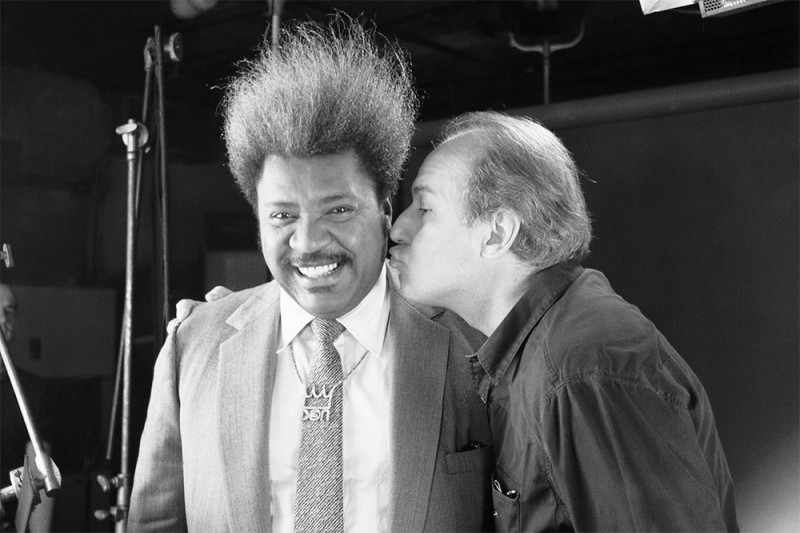 Lois and Don King