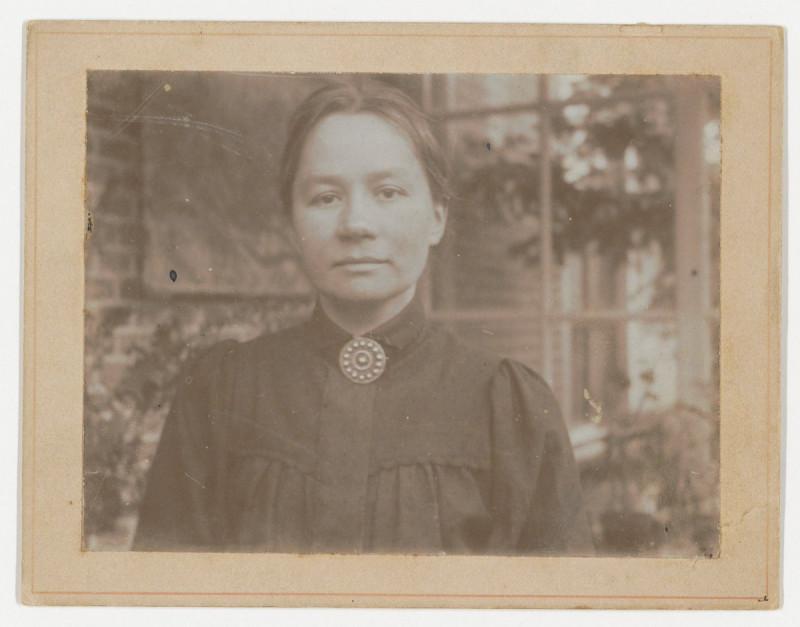 Джоанна Ван Гог, она же Джо (Johanna Gezina van Gogh-Bonger, 1862–1925)