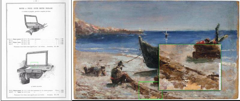Материалы отсюда: https://forschungsprojekt-impressionismus.de/bilder/pdf/54.pdf