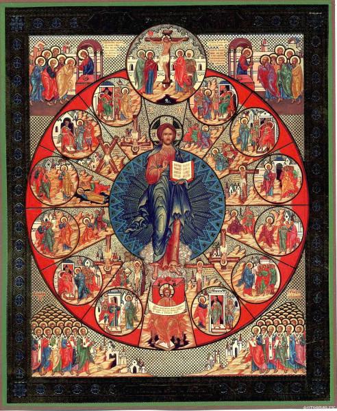 икона Церковь Христова (56)