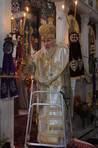 Архиепископ Пахомий
