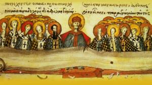 Святые отцы вселенских соборов