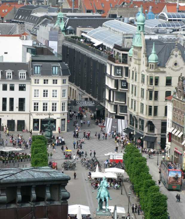 Копенгаген площадь Хойбро.JPG