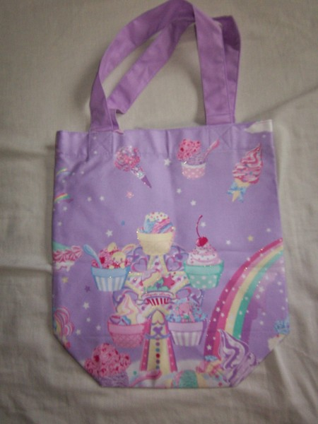 milky planet tote