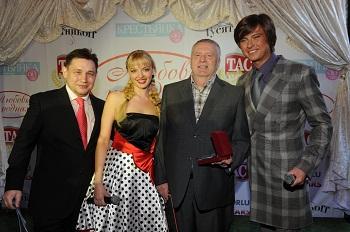 Александр Изотов, Марина Орлова, Владимир Жириновский, Прохор Шаляпин