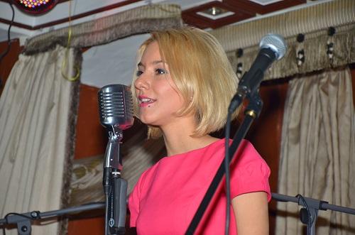 Победительница 1-го сезона Ника Симонова