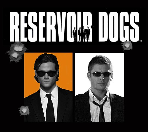 masculinity in reservoir dogs It's quarter of a century since the premiere of reservoir dogs  flash, reservoir  dogs is a potent examination of masculine performance.