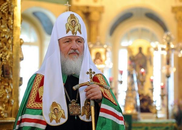 ПатриархКирилл