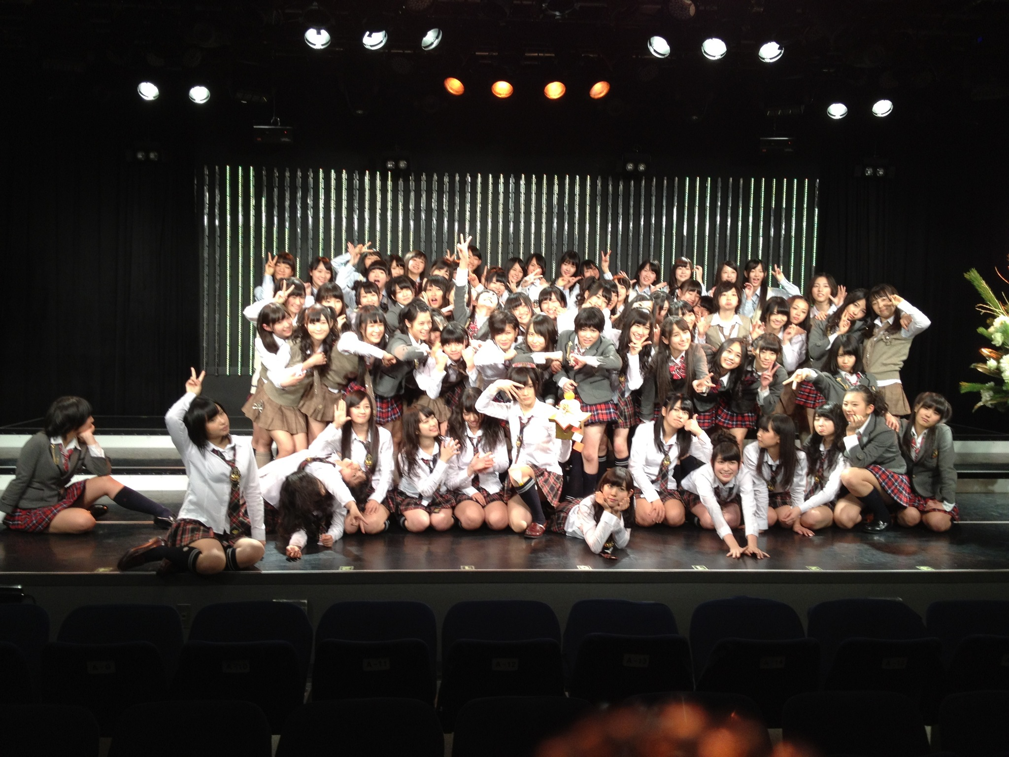 NMB48 family whacky