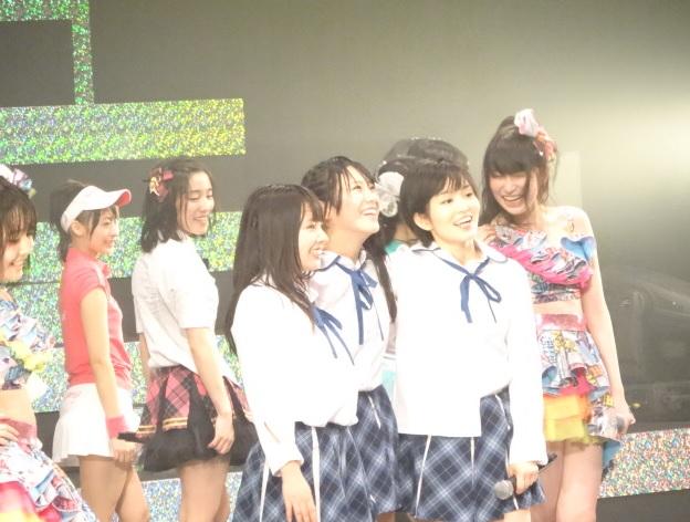 Ainyan with Sayanee and Nana nice shot