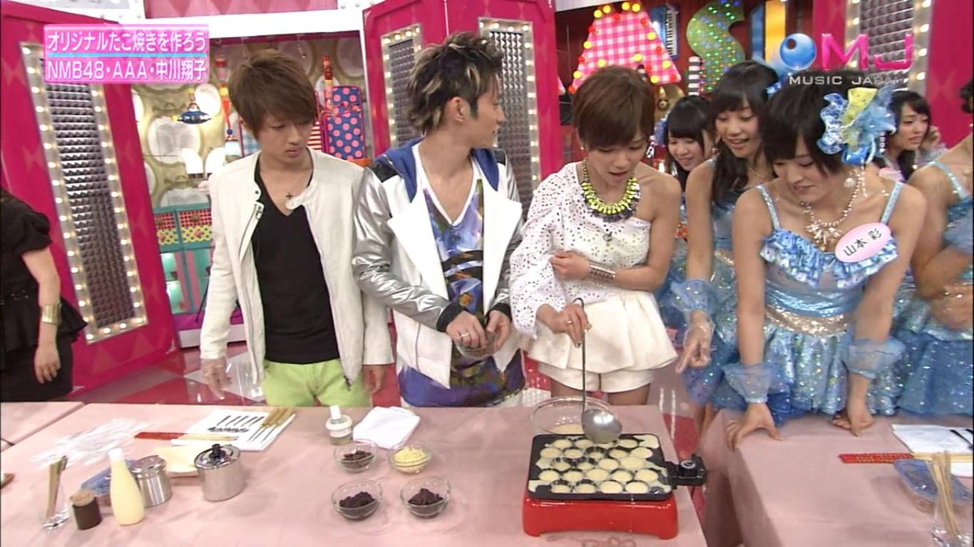 AAA x NMB takoyaki 3