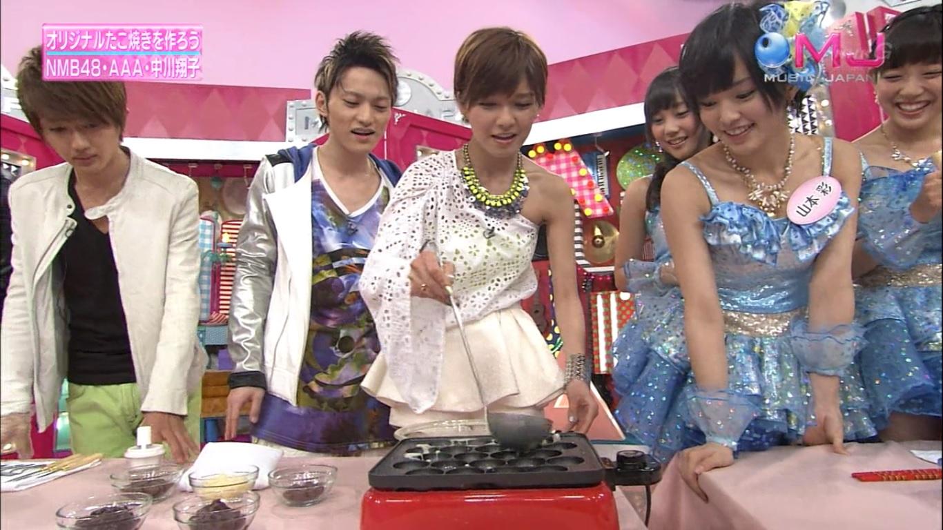 AAA x NMB takoyaki 1