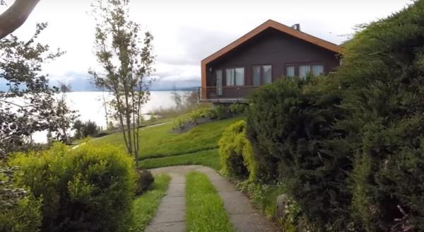 дом у озера Араукания