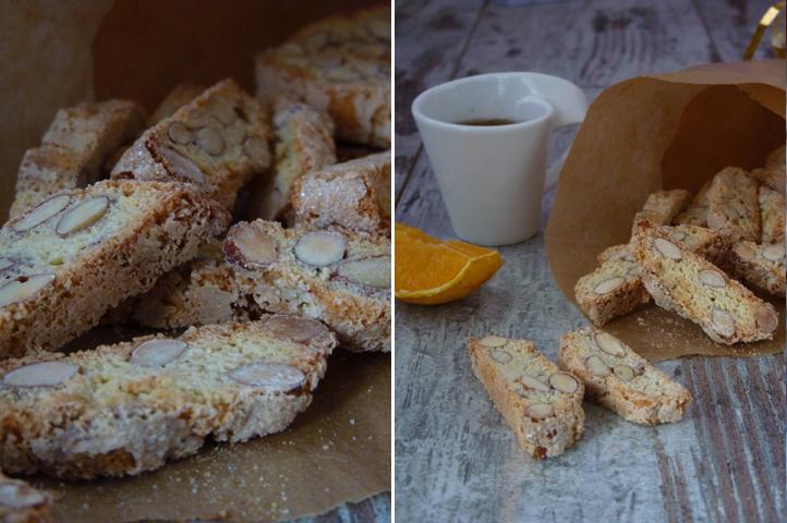 Тосканское печенье рецепт
