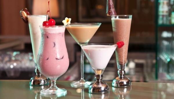 коктейль из молока верблюда